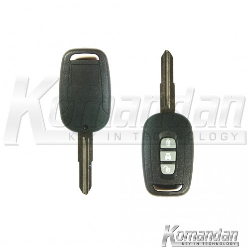 CHERK001 Remote Key Chevrolet Captiva 3B